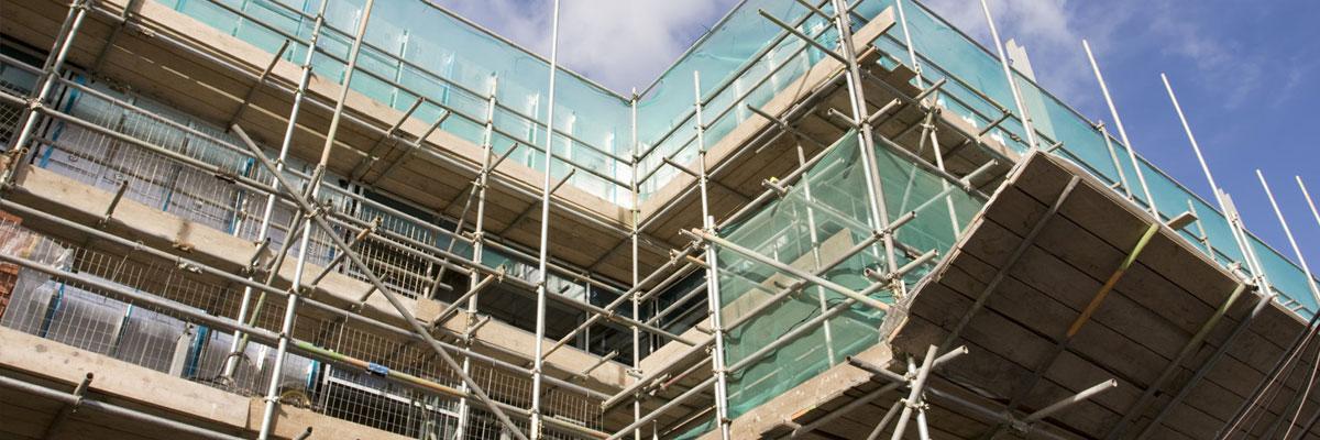 Bespoke Scaffolding Service - London - BT Scaffolding