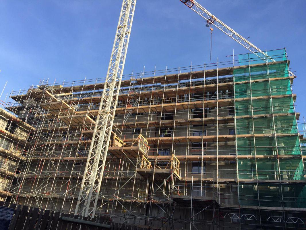 Scaffolding East London