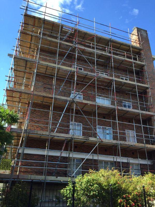 Scaffolding Hackney