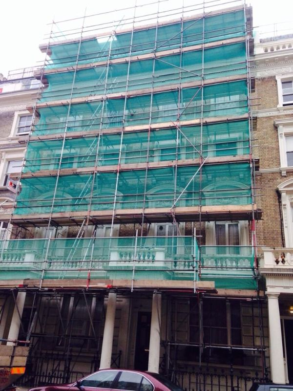 Scaffolding Kensington
