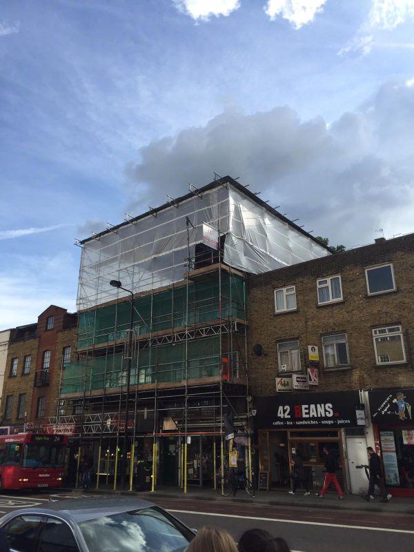Scaffolding North London