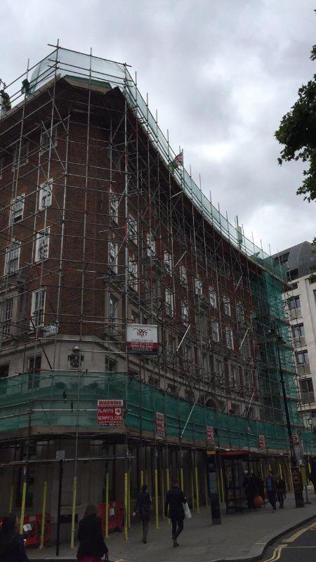 Scaffolding Tottenham
